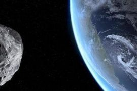 NASA plans to send a mission to an asteroid that is...