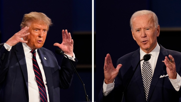 Trump refuses to say if he took COVID-19 test before first debate with Biden