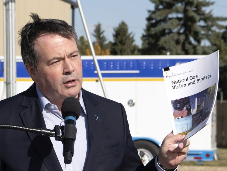 UCP government staffers' to take indefinite seven per cent pay cut