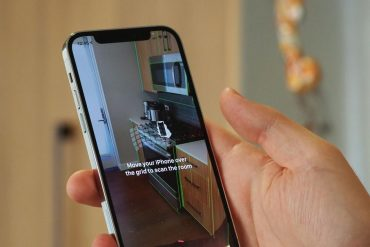 See what lidar can do on the iPhone 12 with this 3D-scanning app