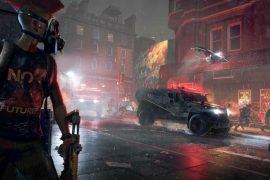 Watch Dogs: Legion on the run
