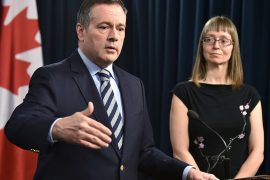 Kenney unveils new COVID restrictions following weeks of pressure