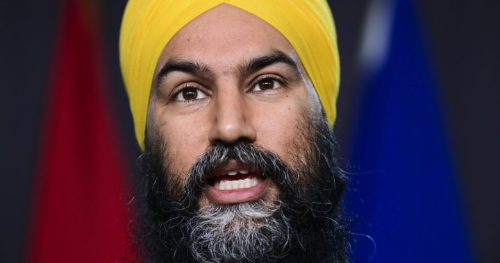 Jagmeet Singh impresses AOC during 'epic crossover' video game livestream - National