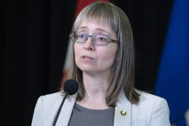 Alberta sees 1,105 new COVID-19 cases: a record amount in a single day