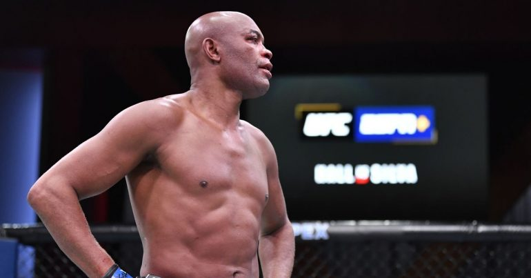 Anderson Silva releases statement, says 'goodbye' to life as fighter
