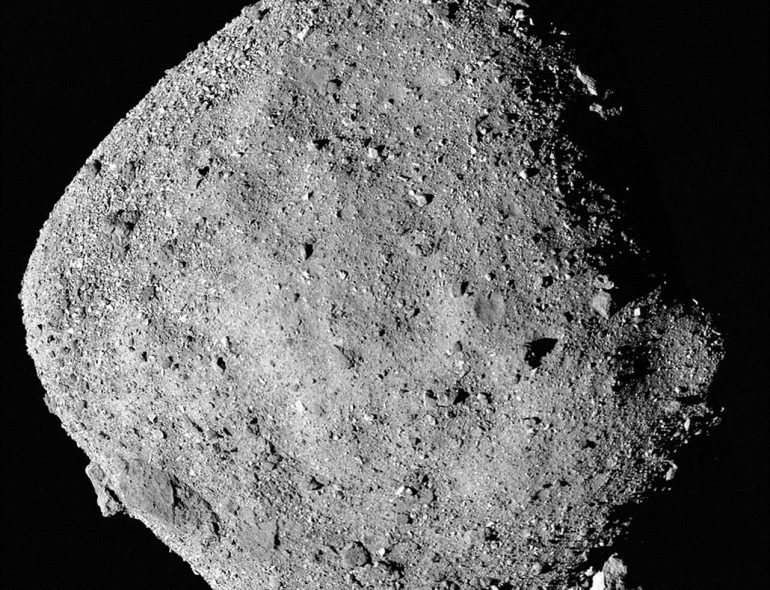 Asteroid Bennu may be hollow according to a new study