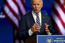 Biden says Trump refusal to concede 'an embarrassment': Live news | US & Canada