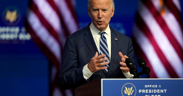 Biden says Trump refusal to concede 'an embarrassment': Live news | US & Canada