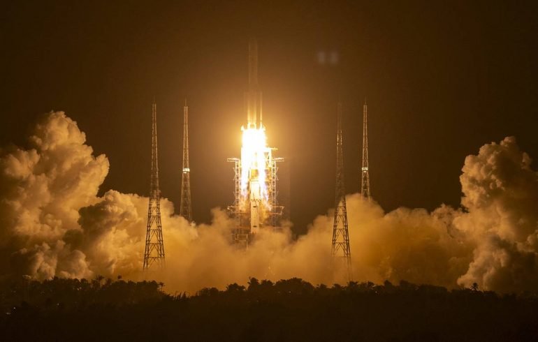 Russia hails launch of China's lunar probe - Science & Space