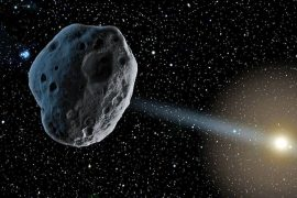 Scientists value massive asteroid at $10,000 quadrillion