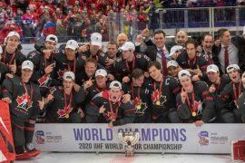 Team Canada in coronavirus quarantine — World Juniors in trouble?