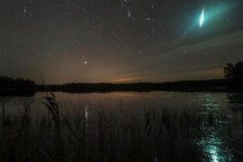 The Leonid meteor shower peaks soon. How to watch the celestial show