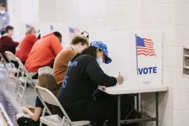 Trump supporters spreading falsehoods about how votes are being counted
