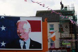 'Welcome back America!' World celebrates Biden-Harris win