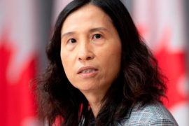Watch live: Tam to give update on Canada's coronavirus vaccine rollout plan - National