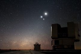 What You Can See In The Night Sky This Week