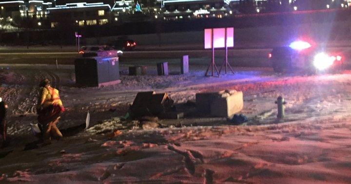 2 people killed, 1 person taken to hospital after Calgary collision, ASIRT investigating - Calgary