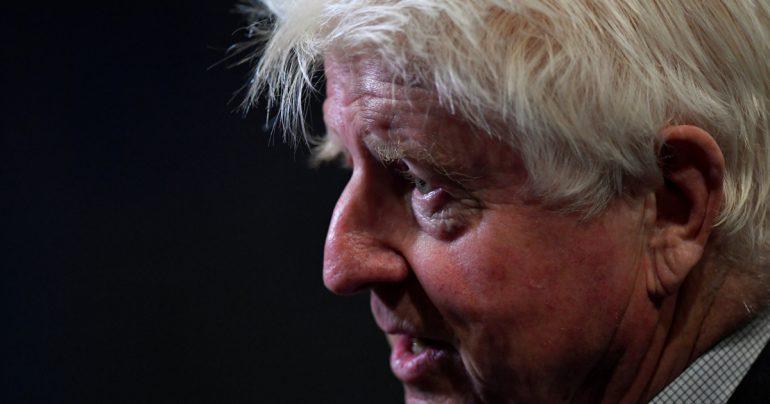 Brexit: Boris Johnson's father seeks French citizenship | Brexit News