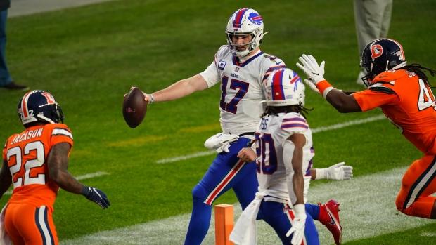 Buffalo Bills beat Denver Broncos for first AFC East crown since 1995