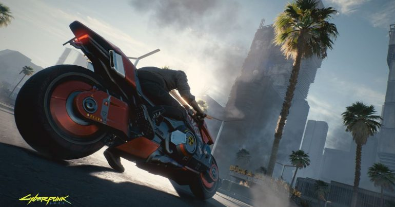 Cyberpunk 2077 on PS4 and Xbox One has major problems