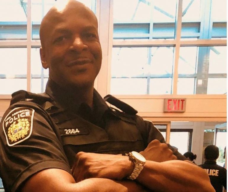 Const. Bancroft Wright died Friday, Dec. 11, passing suddenly in his home due to a medical episode, a release from Peel Police said.