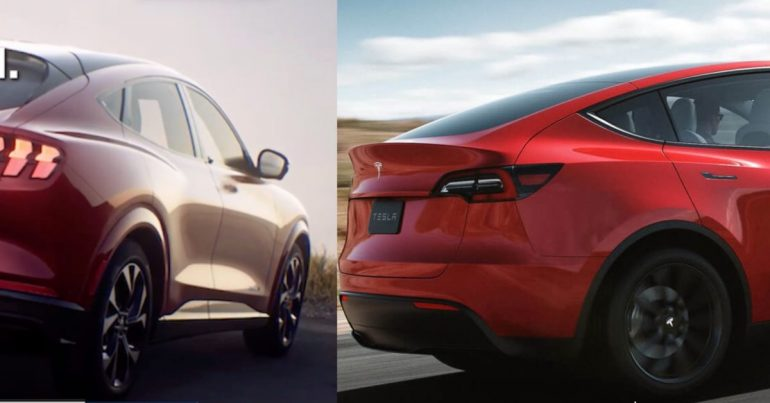 Ford throws shade at Tesla over quality, calls its electric vehicles a 'compromise'