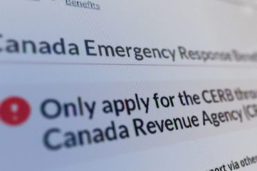 'Pretty scary': Edmonton woman launches petition after being asked to pay back $12K in CERB benefits