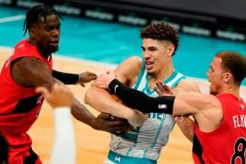 Raptors rookie Malachi Flynn shines in NBA pre-season debut