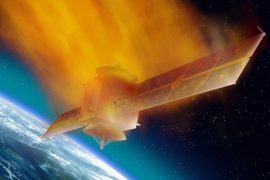 Space news: Japan claims wooden satellites could curb atmospheric pollution | Science | News