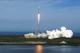 SpaceX just launched a powerful Sirius XM satellite into orbit and nailed a rocket landing