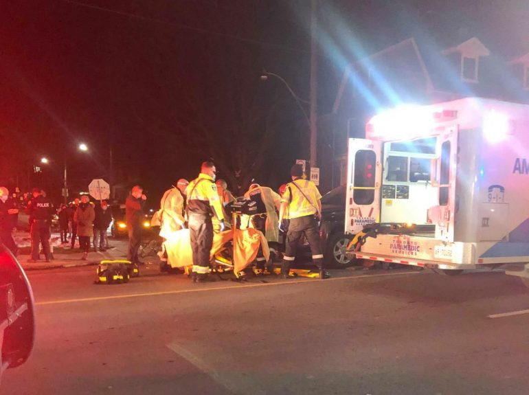 Woman cyclist dies after collision near Dufferin Mall