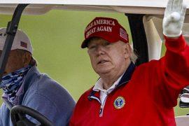 PGA Championship not on Donald Trump Golf Course