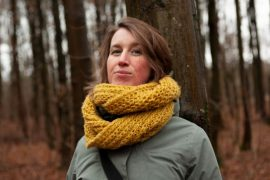 Die aus Kanada stammende Komponistin Annesley Black (Amelia Kahn-Ackermann)
