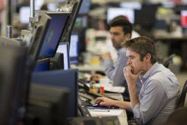© Reuters.  Kanada Aktien waren tiefer zum Handelsschluss; S&P/TSX verlor 0,39%