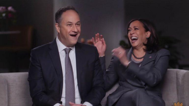 Kamala Harris and Douglas Amhoff: American Vice President Meets Husband in Blind Date - Politics Abroad