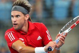 Thiem and Austria open against Italy on Tuesday on Tennisnet.com
