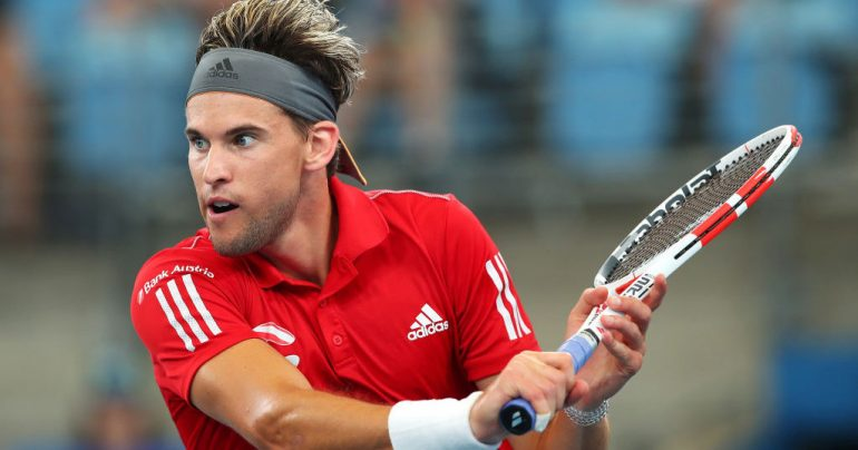 Thiem and Austria open against Italy on Tuesday on Tennisnet.com