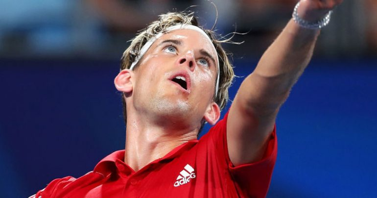 Sky broadcasts live from Melbourne from Monday to Saturday on TennisNet.com