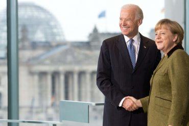 Angela Merkel hopes for better collaboration with Joe Biden Merkel