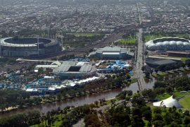 Australian Open: Tennis professionals still in quarantine