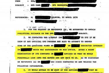 CIA Releases Secret UFO Files: It's About Nazis, Russians, Reichsfluglpeten - Foreign News
