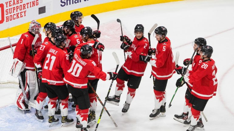 Canada hunts for gold after passing every 'test' at world juniors with ease