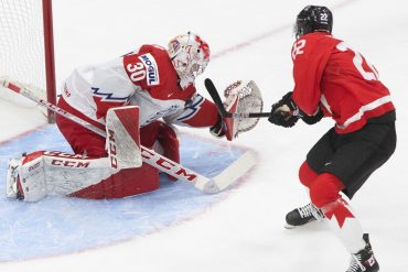 Canada reaches semifinals at world juniors with win over Czech Republic