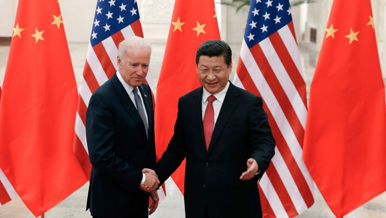 China Took Step Against Donald Trump - And Joe Biden Supports