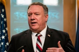 China is banning Mike Pompeo and other US citizens