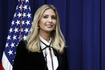 Donald Trump's daughter Ivanka: A sentence in your farewell post suddenly makes you sit up and notice