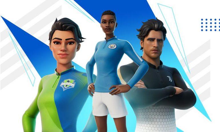 Football and Fortnite    Tv digital