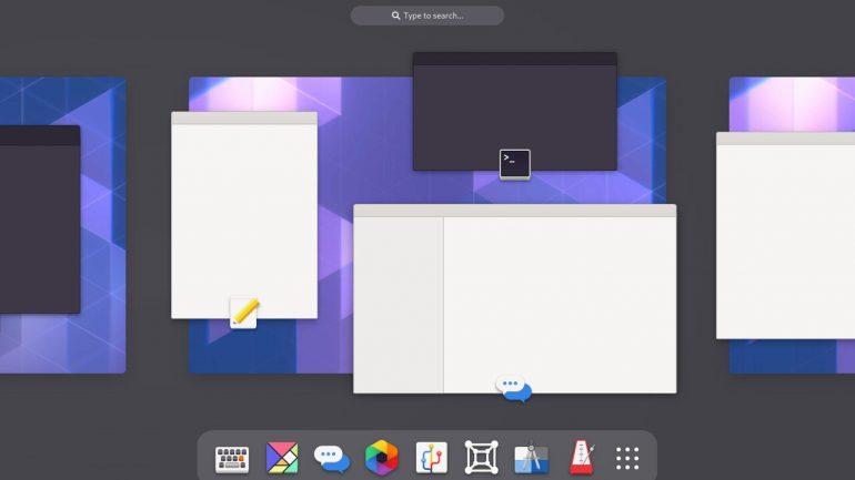 Gnome 40 Alpha: Neue Shell UX für Linux kann ausprobiert werden