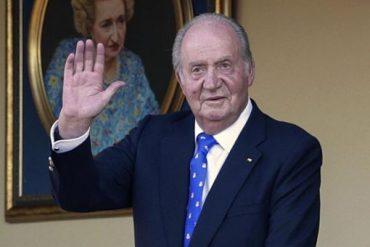 Juan Carlos, ehemaliger König von Spanien, ist abgetaucht. Foto: Andrea Comas/AP/dpa Foto: dpa