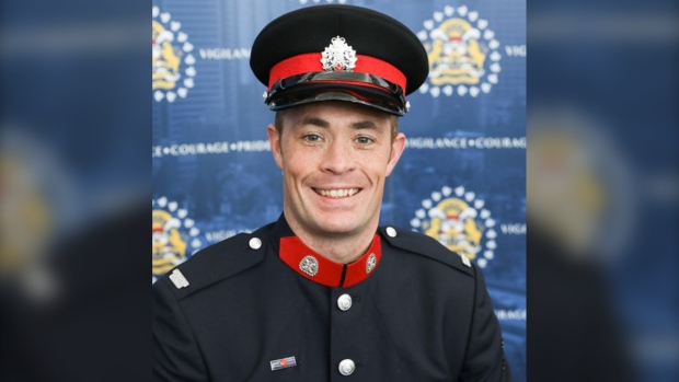 Hagersville, Ont., mourns fallen Calgary police officer with local roots